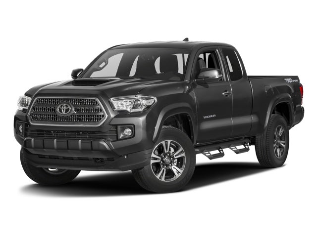 2017 Toyota Tacoma Trd Sport Melbourne Fl Serving Palm Bay Satellite Beach Vero Beach Florida