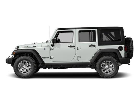 2017 Jeep Wrangler Unlimited Rubicon Melbourne FL | serving Palm Bay