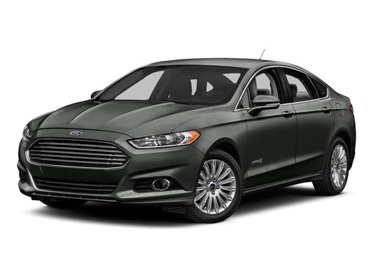 2016 Ford Fusion Se Hybrid In Melbourne Fl Toyota Of