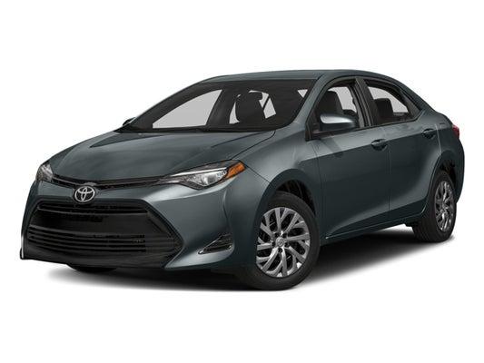 Toyota Corolla 2017 Lease >> 2017 Toyota Corolla Le Eco