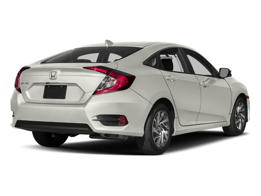 2017 Honda Civic Sedan Ex In Melbourne Fl Toyota Of