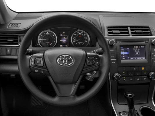 2016 Toyota Camry Xle 4dr Sedan In Melbourne Fl Of