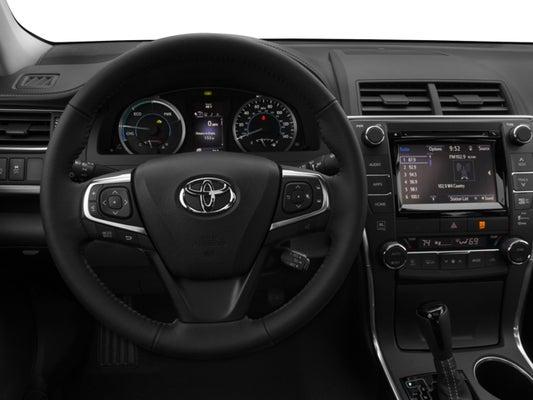 2016 Toyota Camry Hybrid Se 4dr Sedan In Melbourne Fl Of