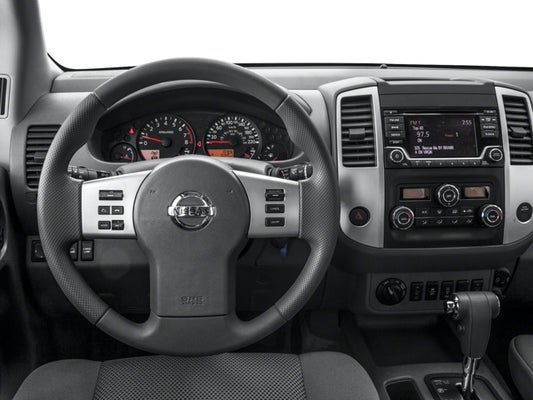 2017 Nissan Frontier Sv In Melbourne Fl Toyota Of