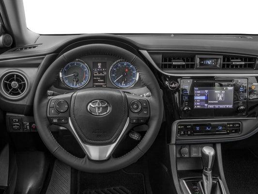2017 Toyota Corolla Xse In Melbourne Fl Of