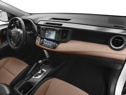 2017 Toyota RAV4 Hybrid XLE in Melbourne, FL - Toyota of Melbourne