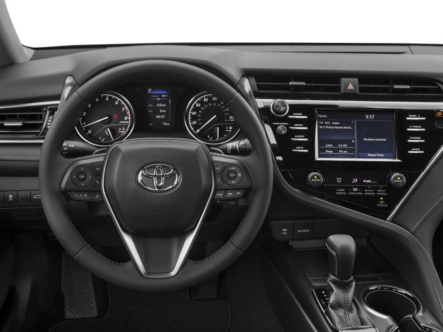 2018 Toyota Camry Se Melbourne Fl Serving Palm Bay Satellite Beach