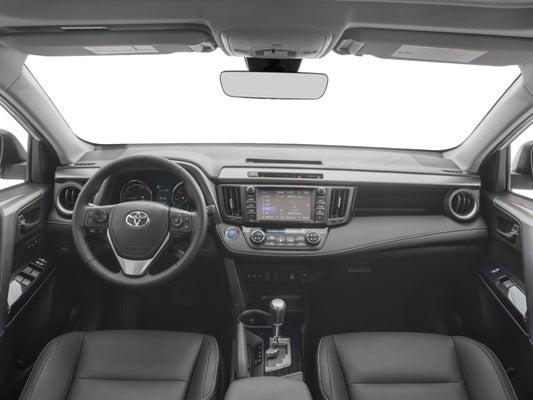 2018 Toyota Rav4 Hybrid Limited Awd In Melbourne Fl Of