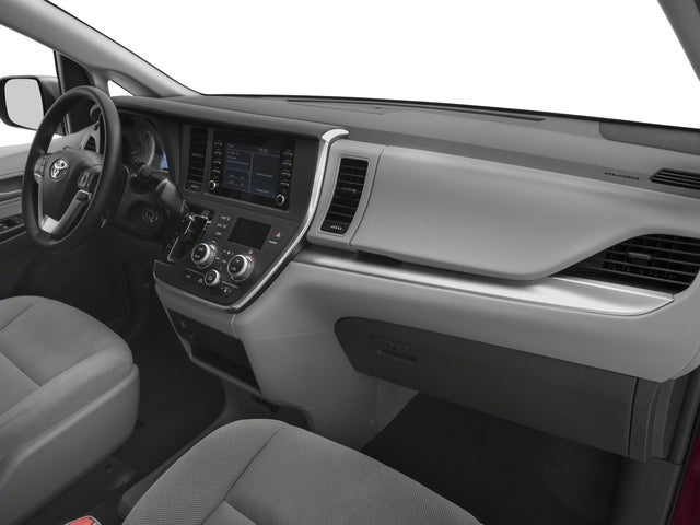 2018 Toyota Sienna Limited In Melbourne, FL   Toyota Of Melbourne