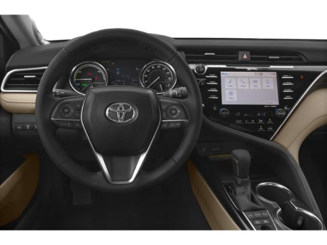 2019 Toyota Camry Hybrid Le Melbourne Fl Serving Palm Bay