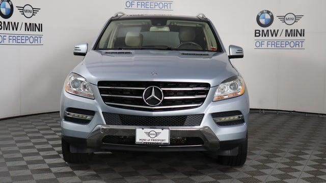 2014 Mercedes-Benz 4MATIC® 4dr ML 350
