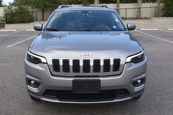 2019 Jeep Cherokee Limited 4x4 Melbourne Fl Serving Palm Bay