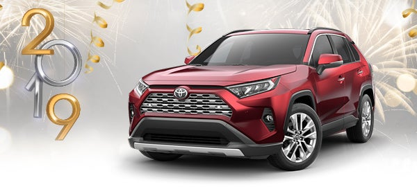 All New 2019 Toyota Rav4 Models Toyota Of Melbourne Specials