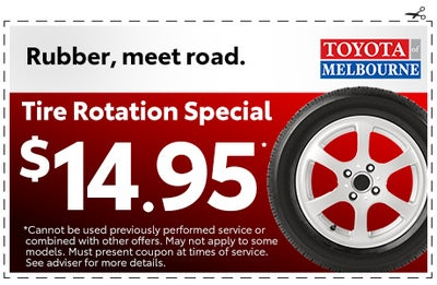 Toyota Tire Deals >> Coupons